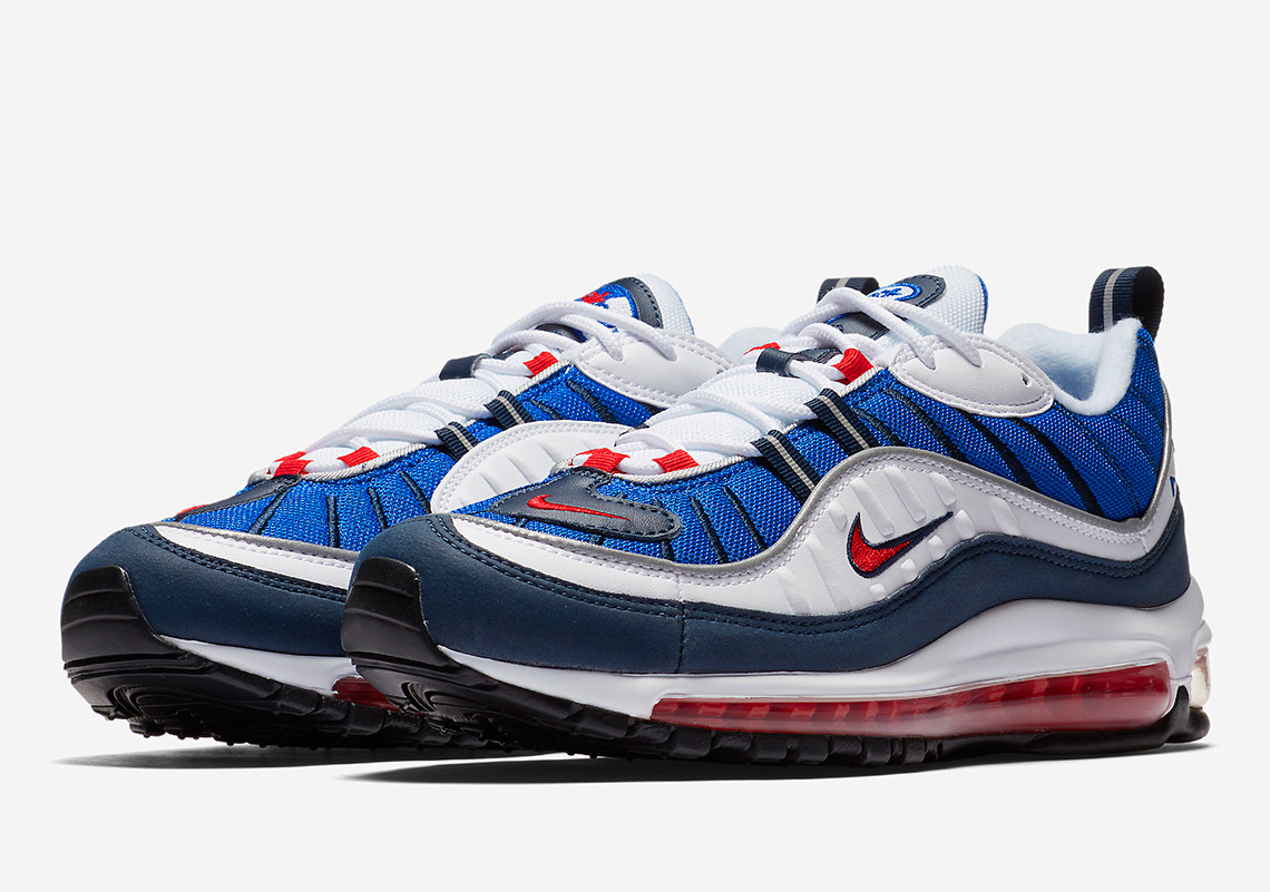 Nike,Air Max 98  高达配色!两款 Air Max 98 本周在欧洲发售!